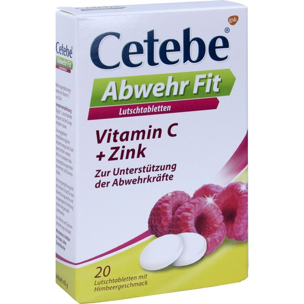 09123997, CETEBE Abwehr fit, 20 ST