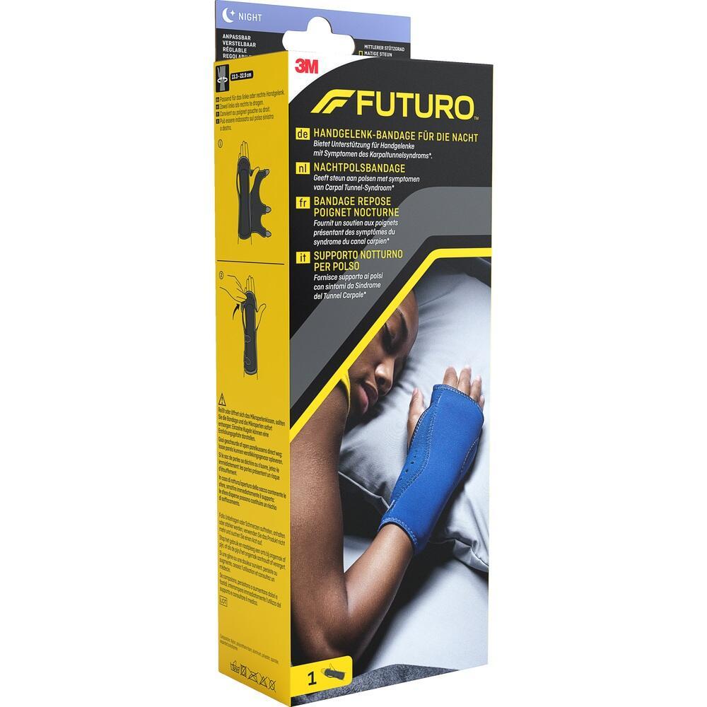 09198908, Futuro Handgelenk-Schiene für die Nacht, 1 ST