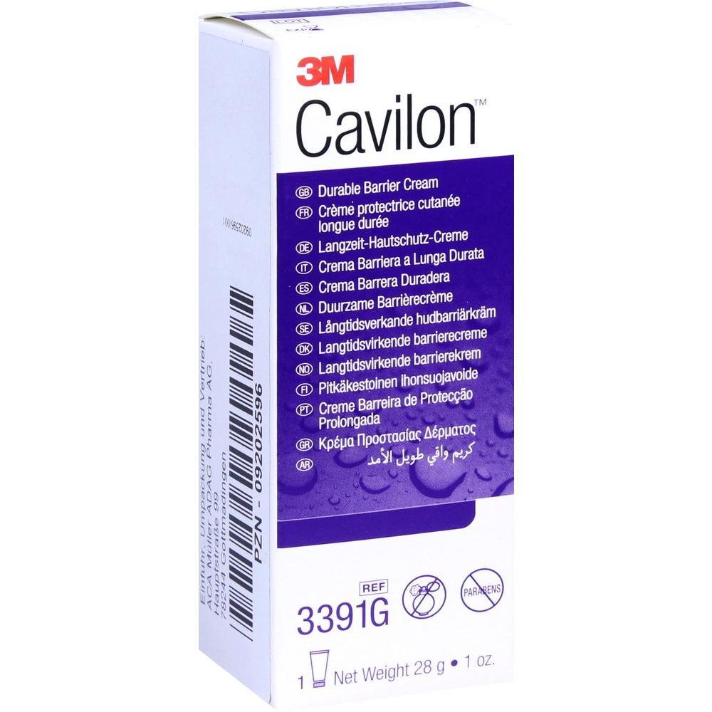 09202596, CAVILON 3M Langzeit Hautschutz Creme, 28 G