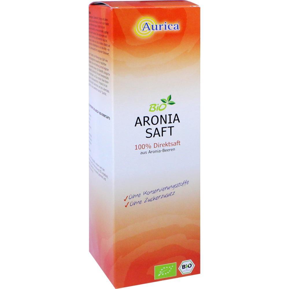 09213619, Aronia 100% Direktsaft Bio, 1000 ML