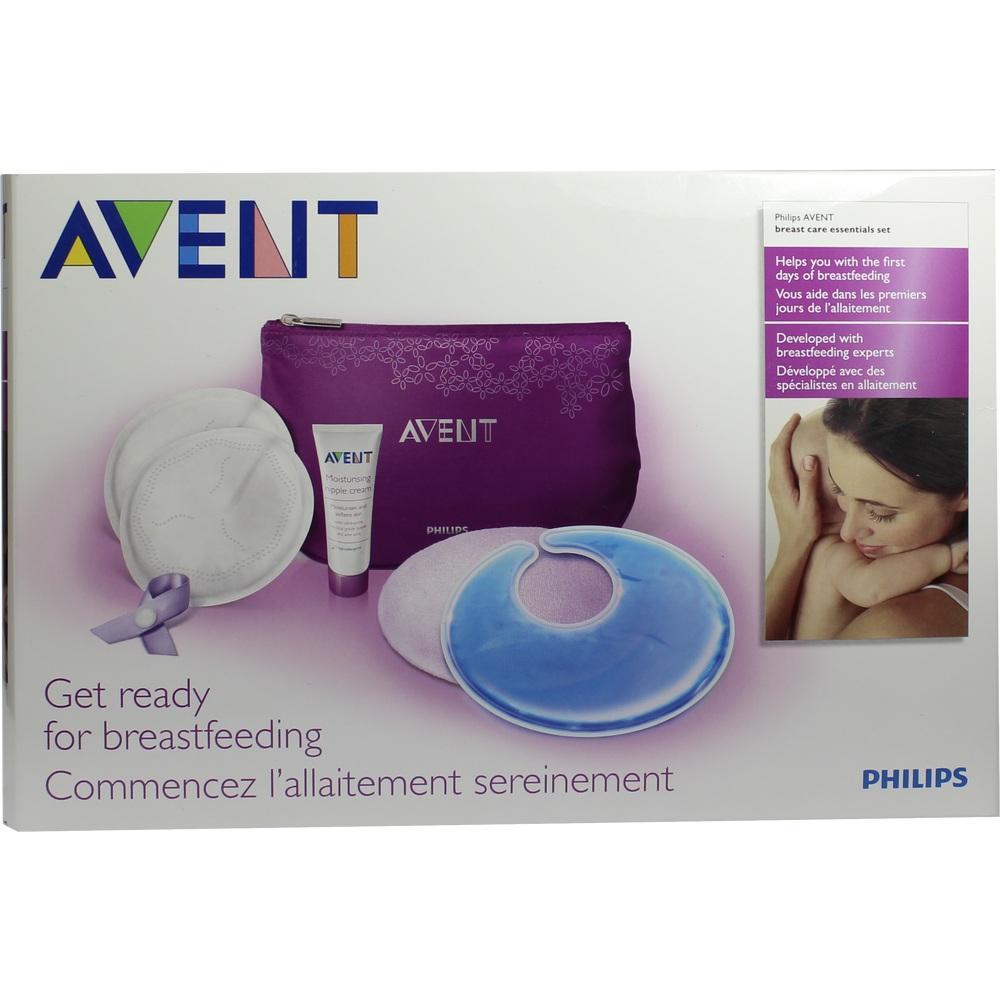 AVENT Brustpflege Starter Set