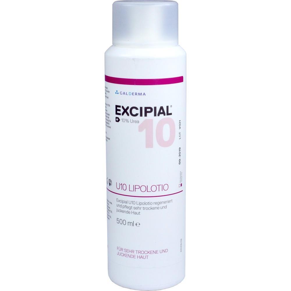 09228934, Excipial U10 Lipolotio, 500 ML