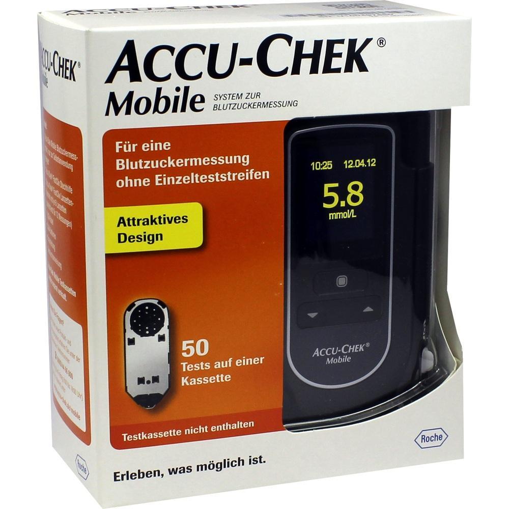 09233220, Accu-Chek Mobile Set mmol/l III, 1 ST
