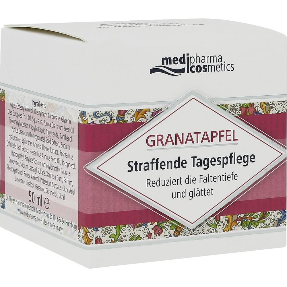 09233668, Granatapfel straffende Tagespflege, 50 ML