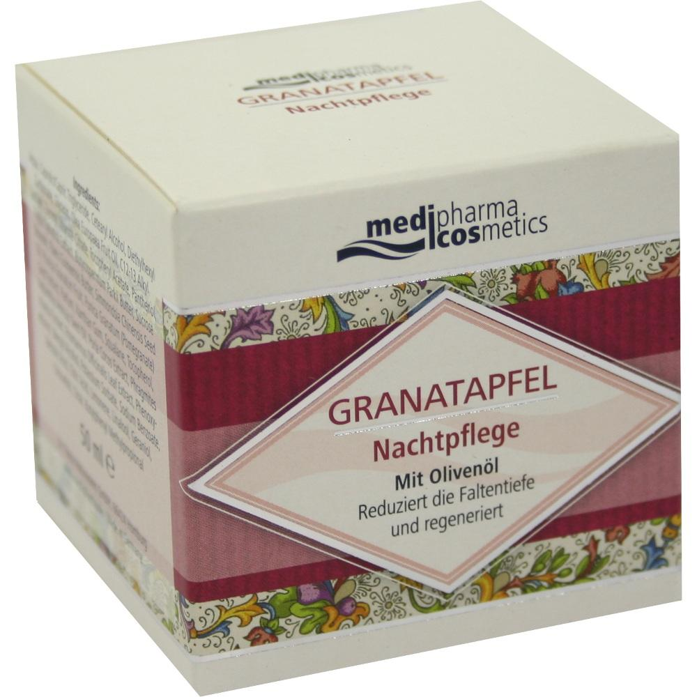 09233674, Granatapfel Nachtpflege, 50 ML