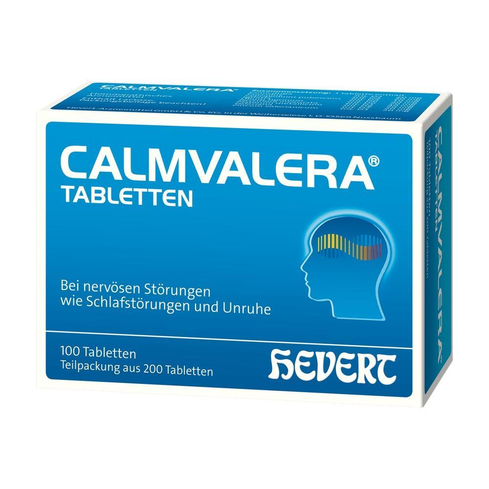 09263534, Calmvalera Hevert Tabletten, 200 ST