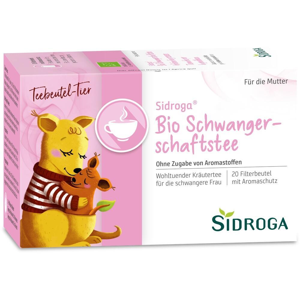 09265415, Sidroga Bio Schwangerschaftstee, 20X1.5 G