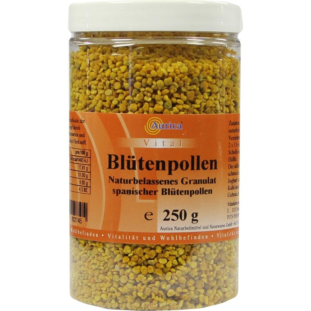 09269502, Blütenpollen Granulat spanisch, 250 G
