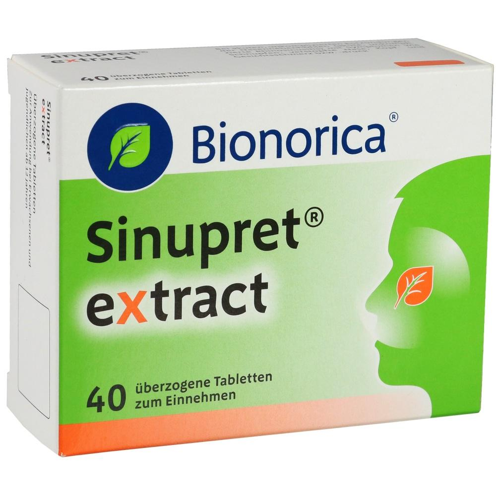 09285547, Sinupret extract, 40 ST