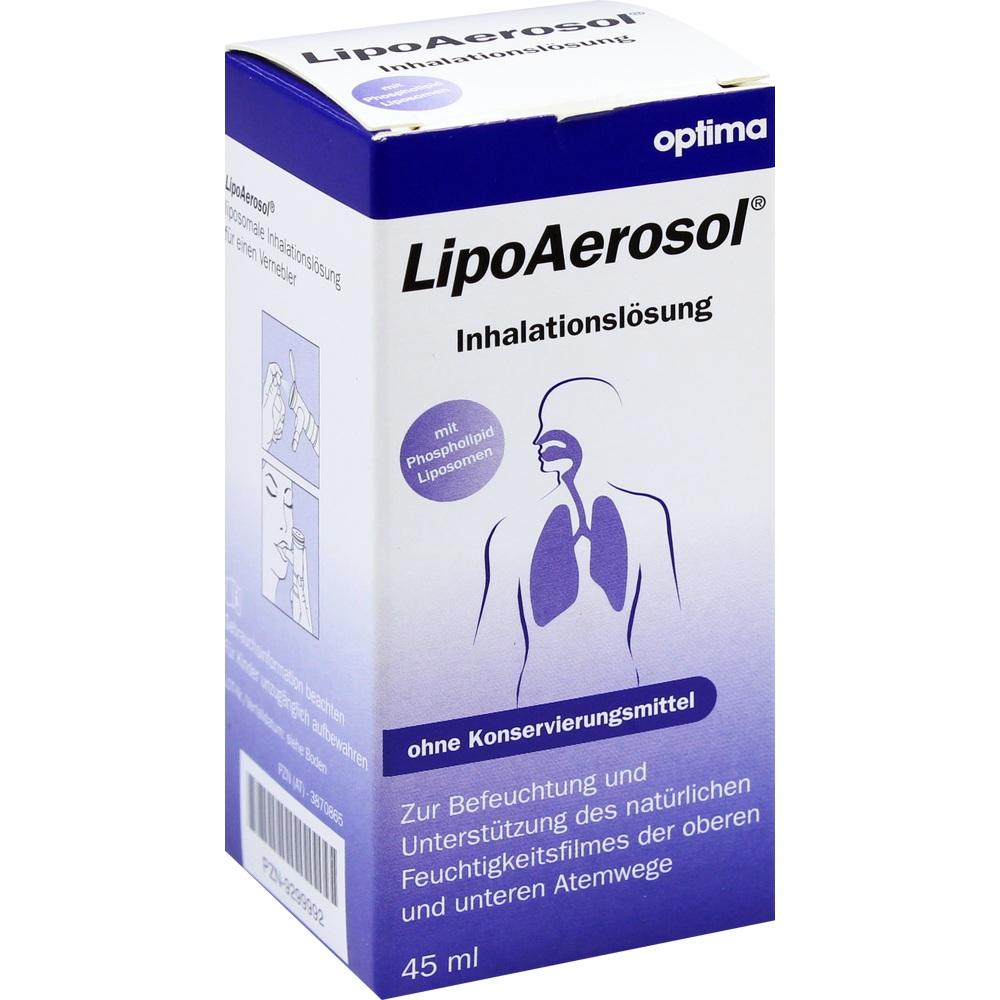 09299992, LipoAerosol, 45 ML