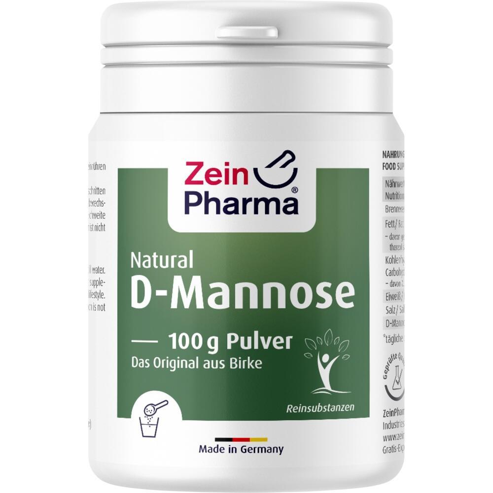 09302984, Natural D-Mannose Powder, 100 G