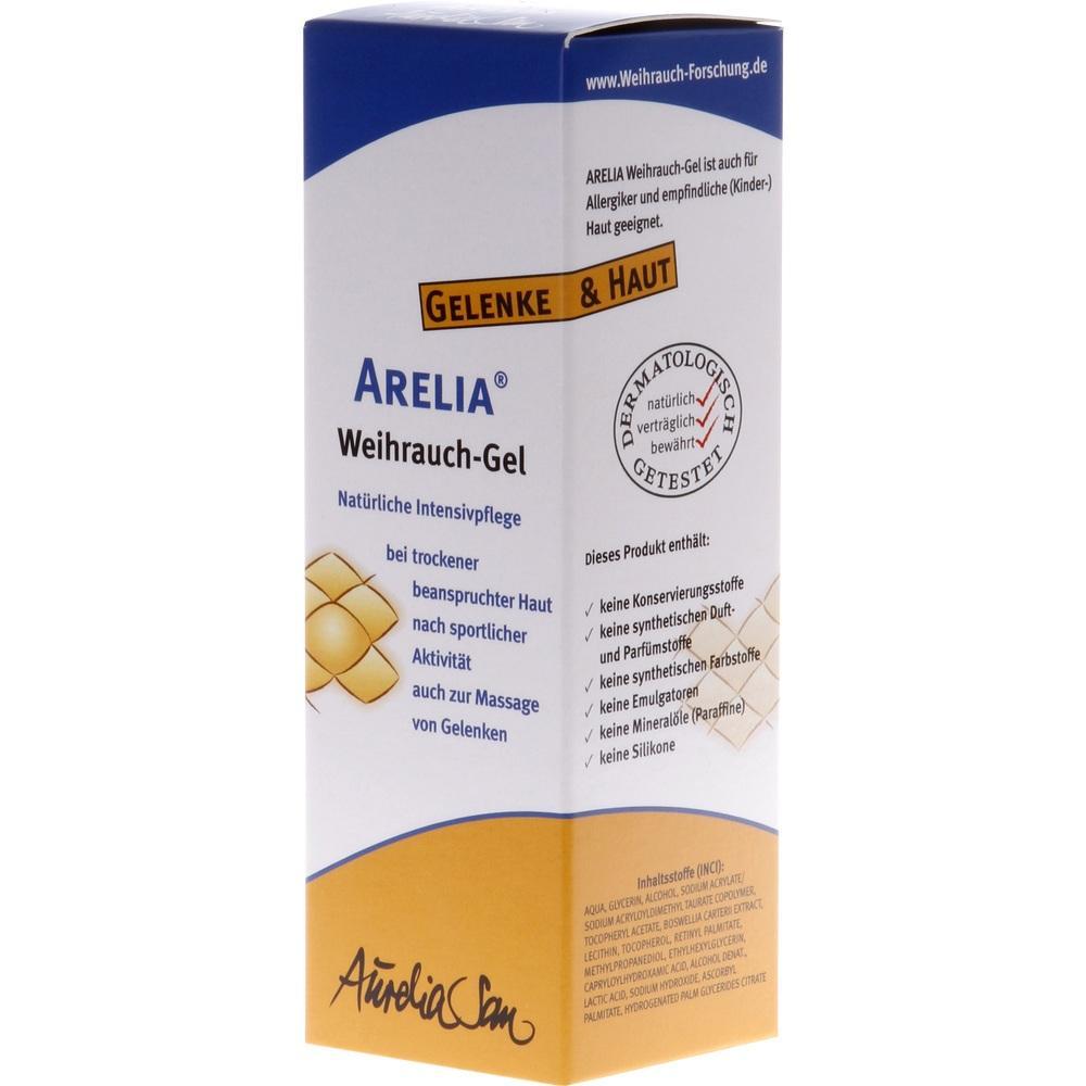 Aureliasan GmbH WEIHRAUCH GEL ARELIA 09383238