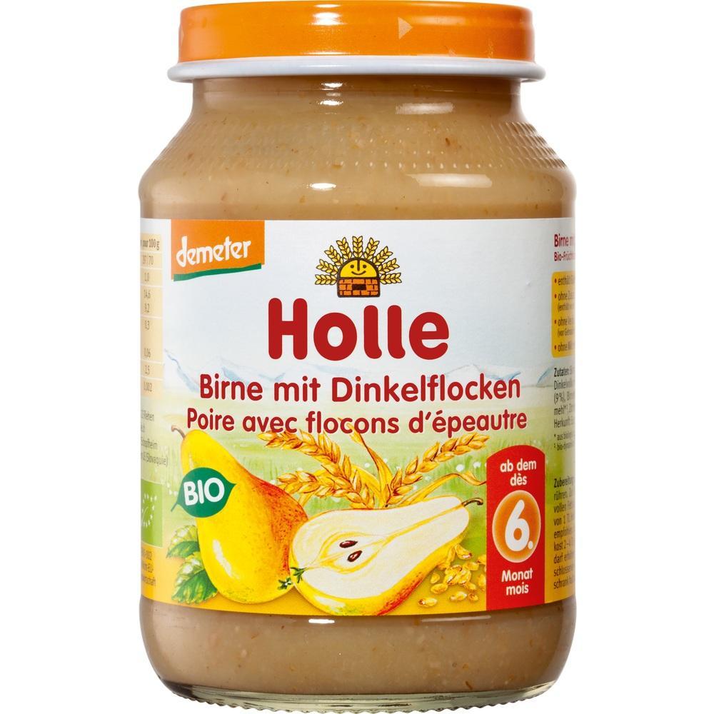 Holle baby food AG HOLLE BIRNE M DINKELFLOCKE 09441094