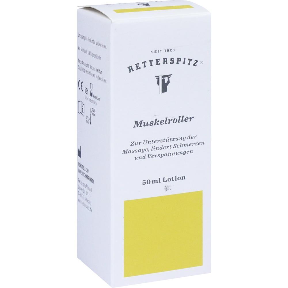 09442219, Retterspitz Muskelroller, 50 ML