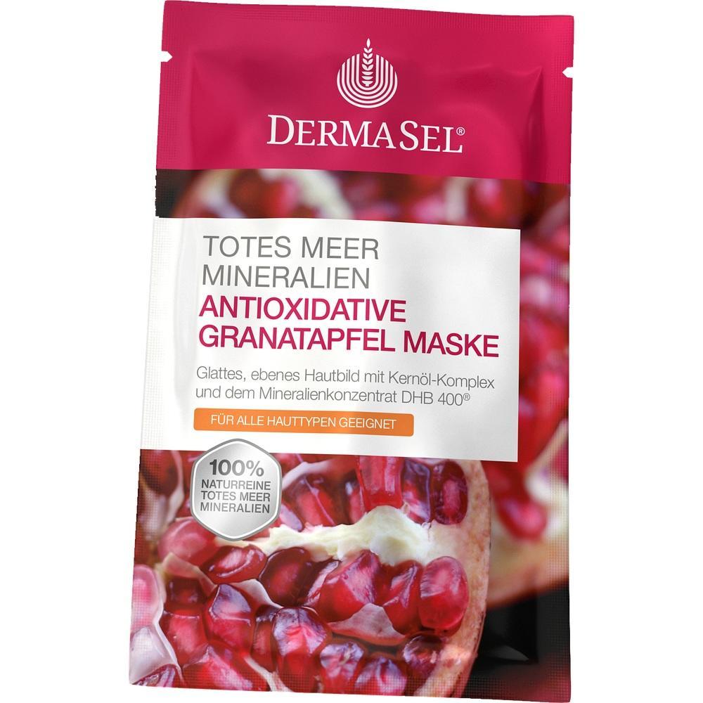 09480728, DermaSel Maske Granatapfel SPA, 12 ML