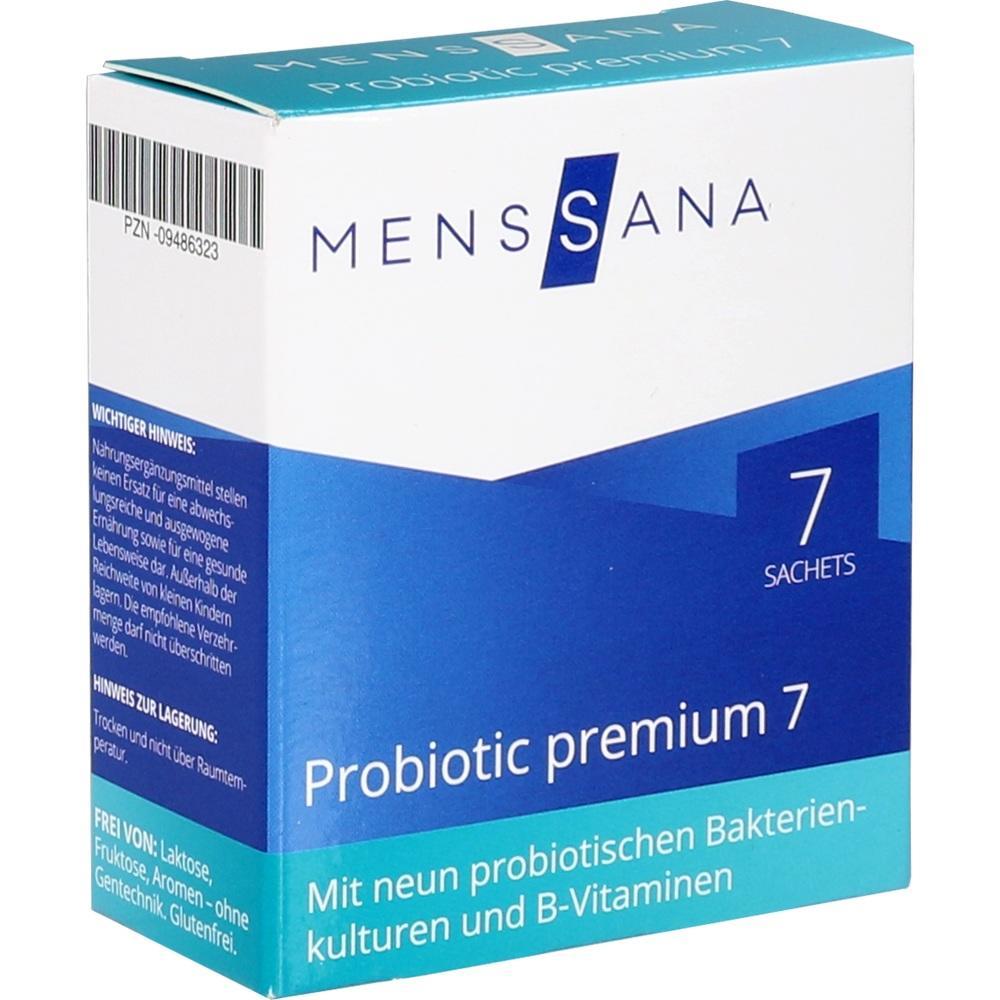 PROBIOTIC premium MensSana Sachets