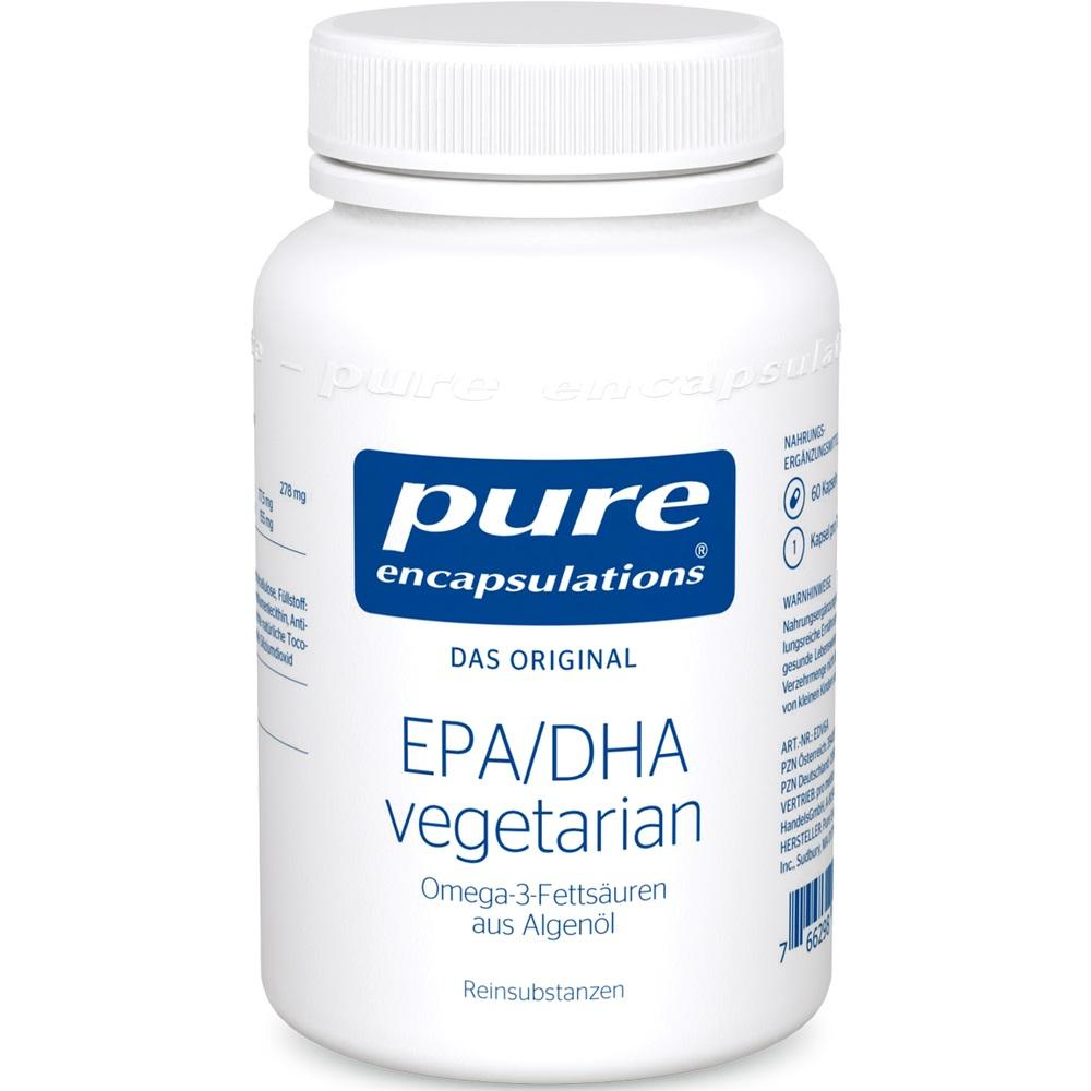 09506037, PURE ENCAPSULATIONS EPA/DHA vegetarian, 60 ST