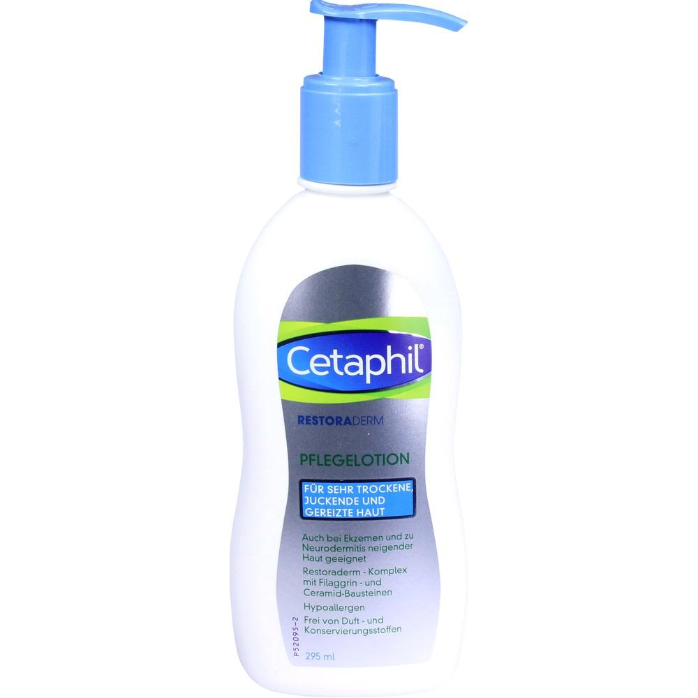 09621152, Cetaphil Restoraderm Pflegelotion, 295 ML