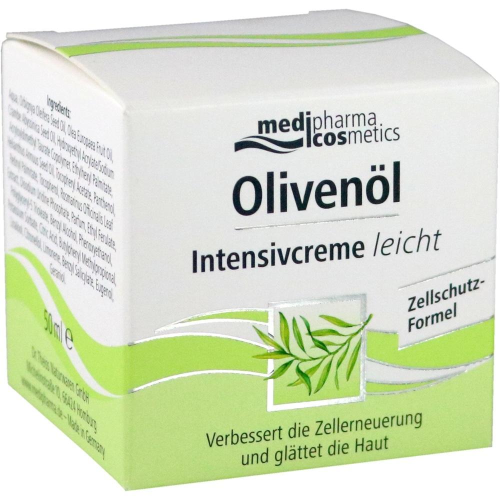 09627864, Olivenöl Intensivcreme leicht, 50 ML