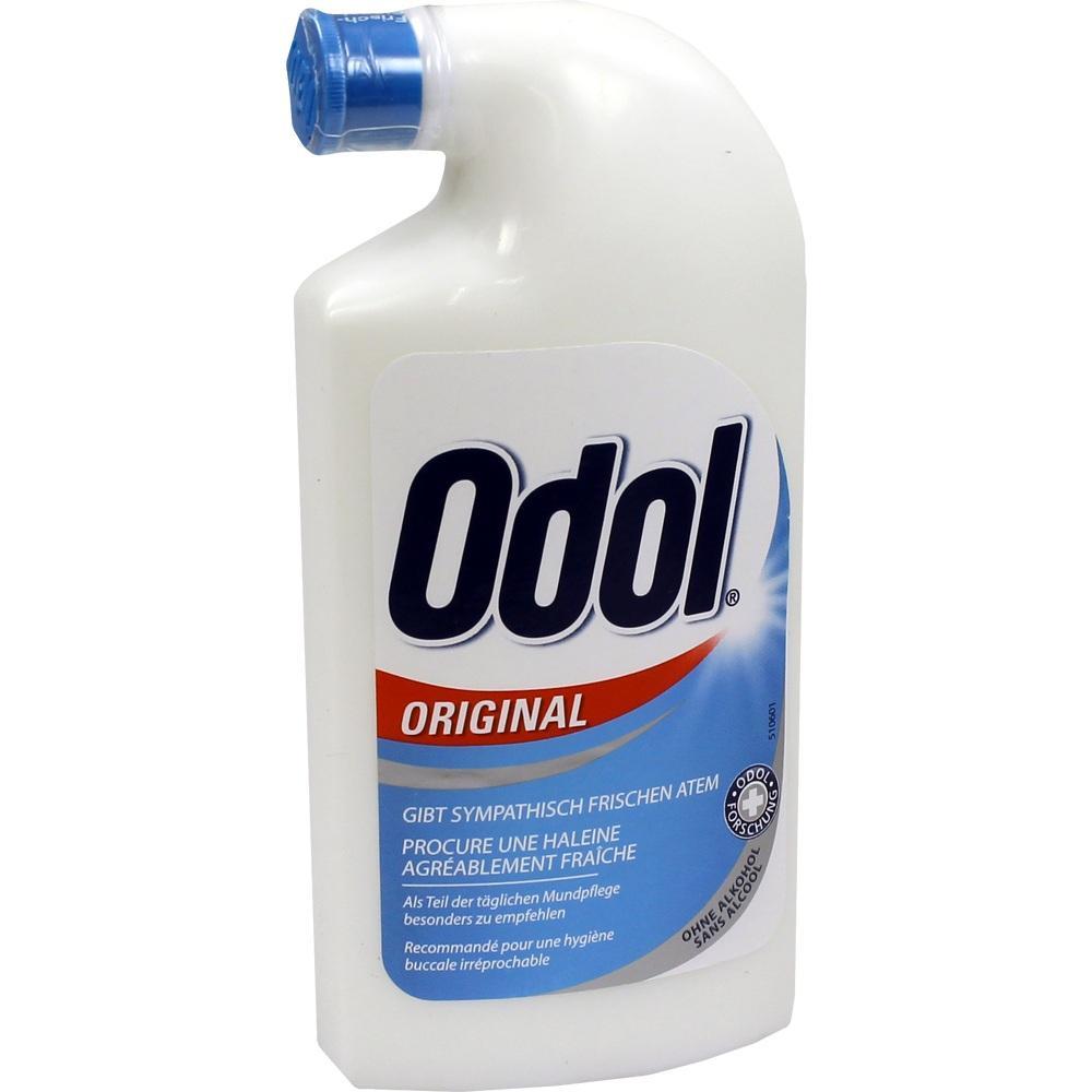 09634456, ODOL Mundwasser Original, 125 ML