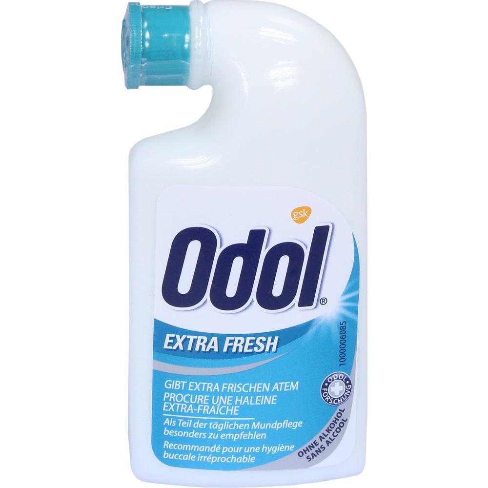 09634462, ODOL Mundwasser Extra Frisch, 40 ML