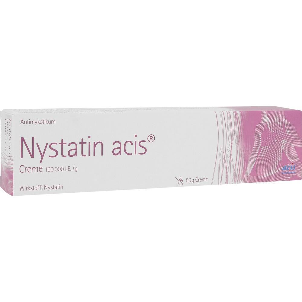 09667326, Nystatin acis Creme, 50 G