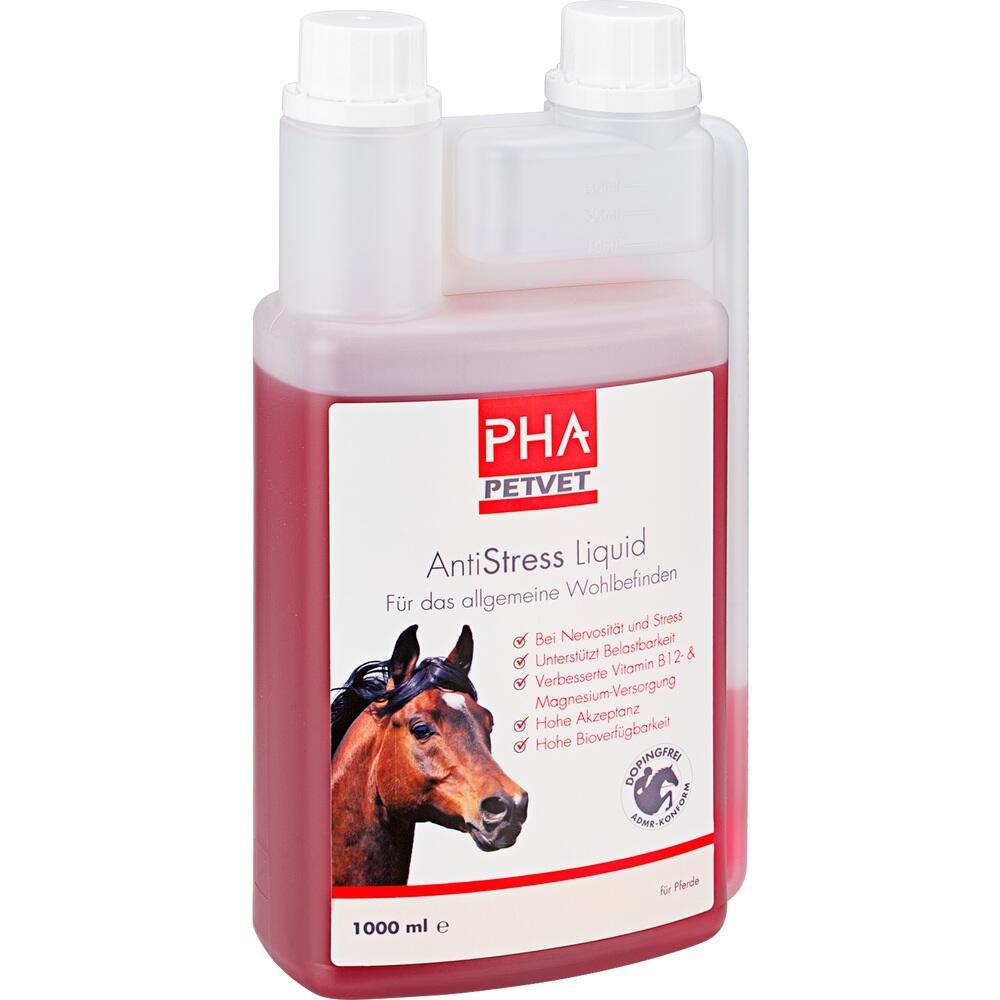 09670908, PHA AntiStress Liquid für Pferde, 1000 ML