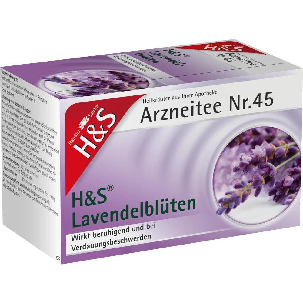 09703341, H&S Lavendelblüten, 20X1.0 G