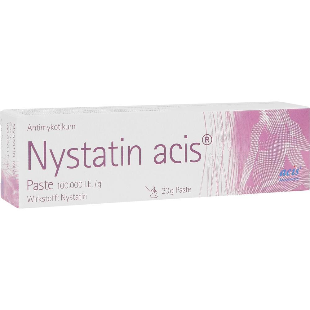 09704286, Nystatin acis Paste, 20 G