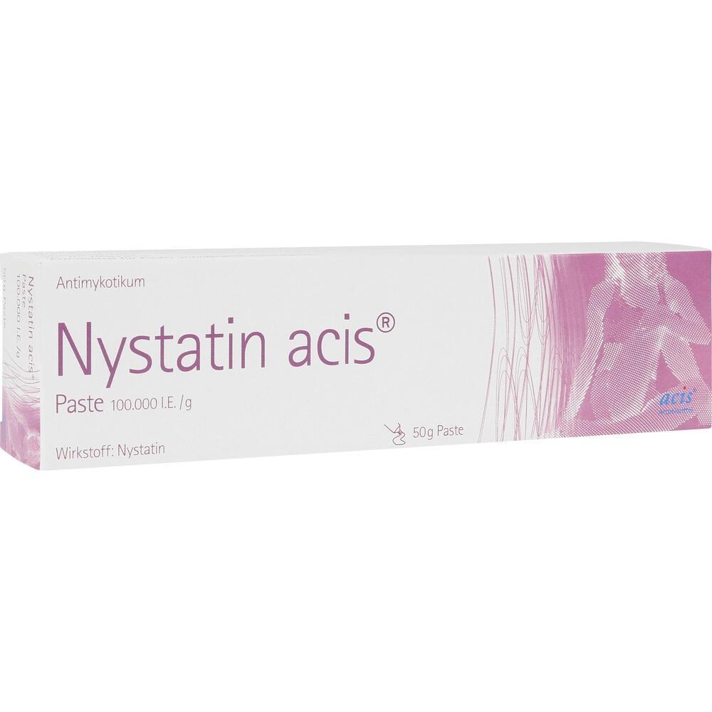 09704317, Nystatin acis Paste, 50 G