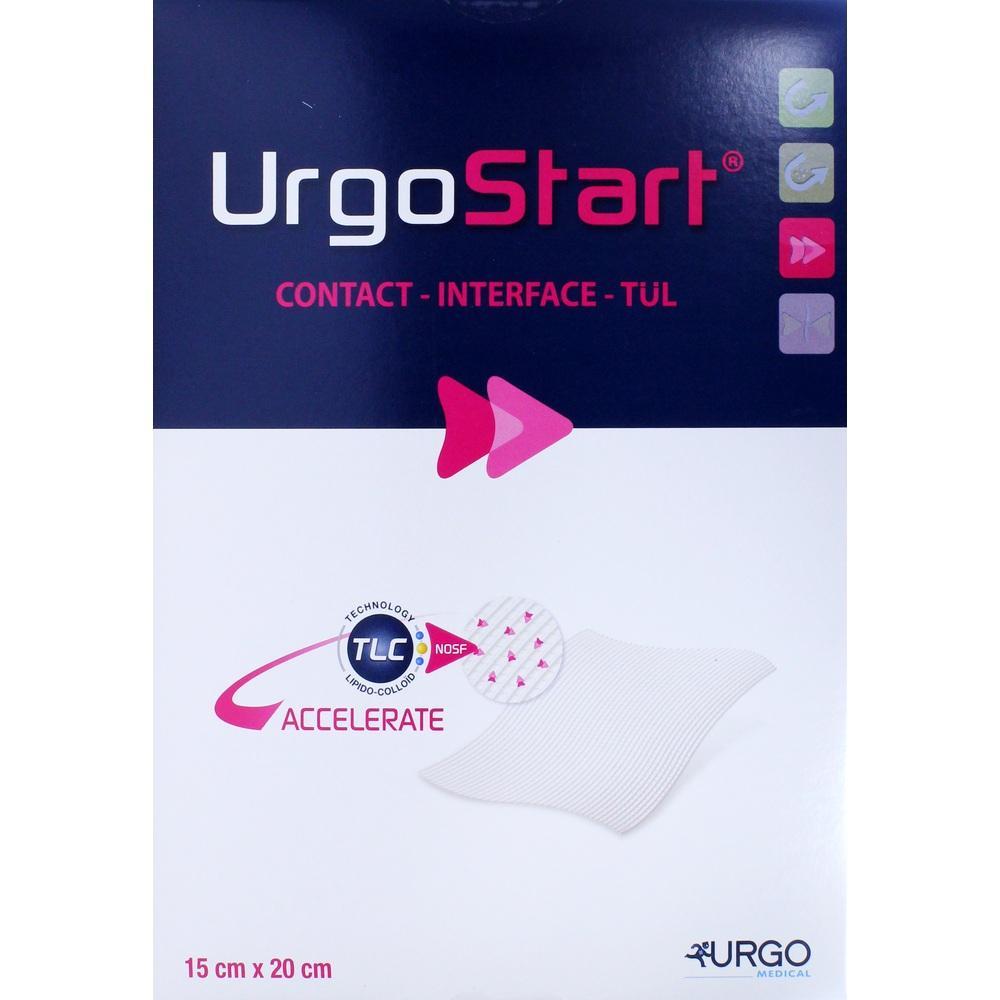 URGOSTART Tül 15x20 cm