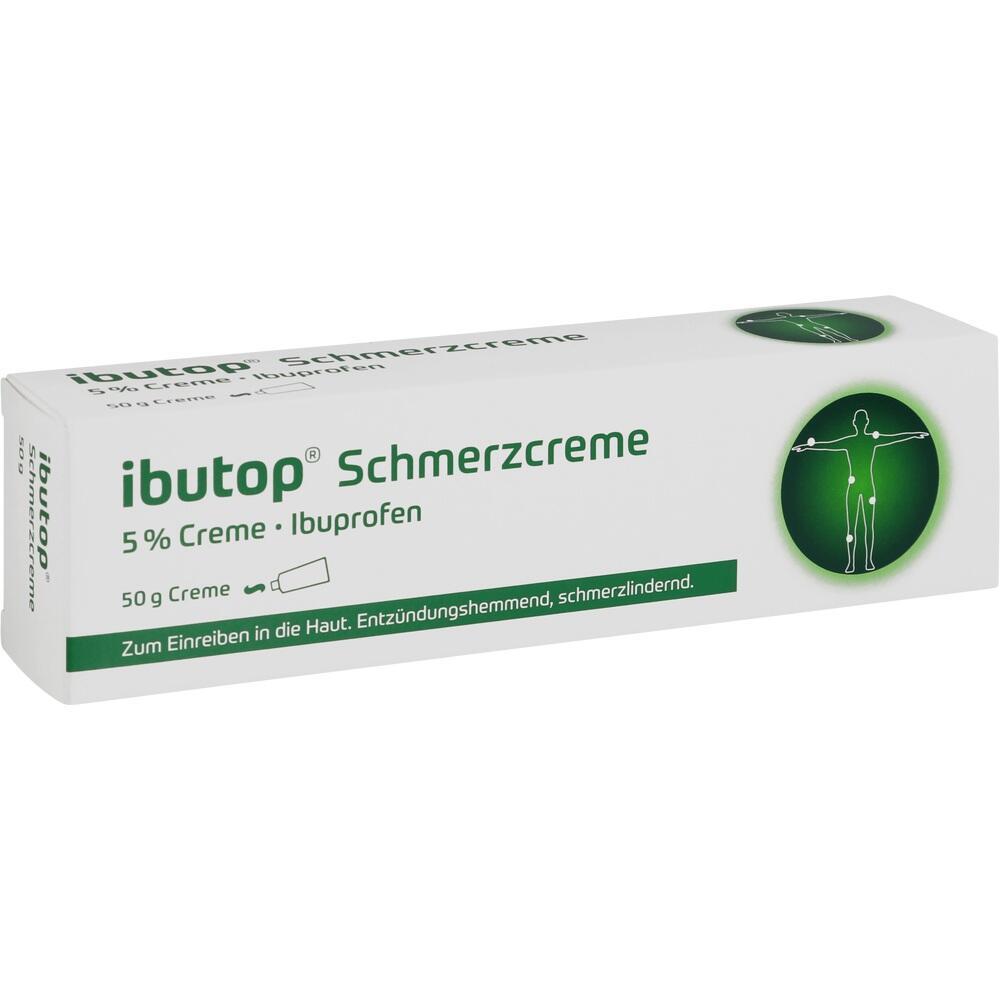09750607, ibutop Schmerzcreme, 50 G