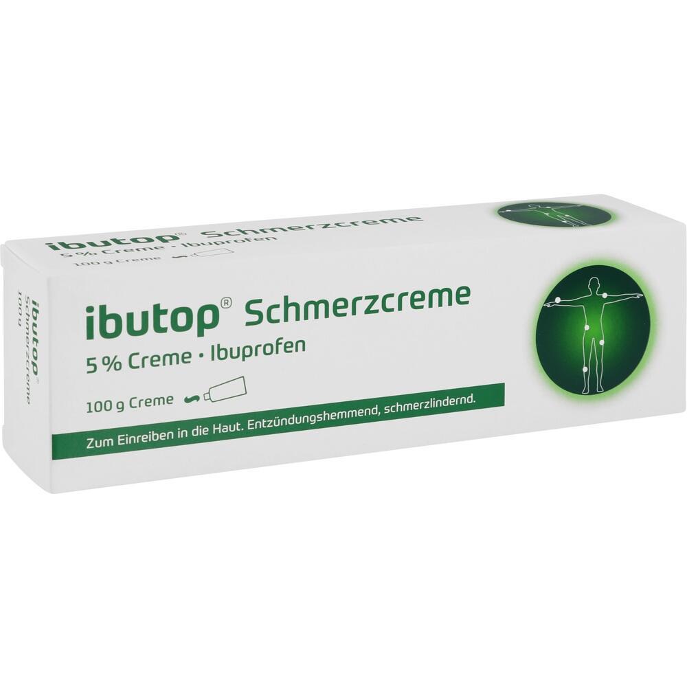 09750613, ibutop Schmerzcreme, 100 G