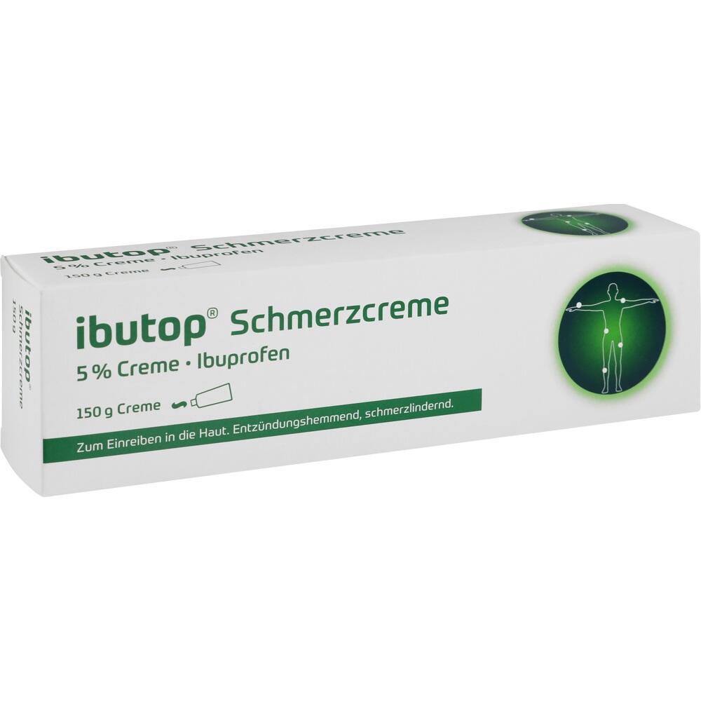 09750636, ibutop Schmerzcreme, 150 G