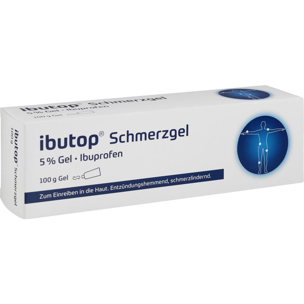 09750659, ibutop Schmerzgel, 100 G