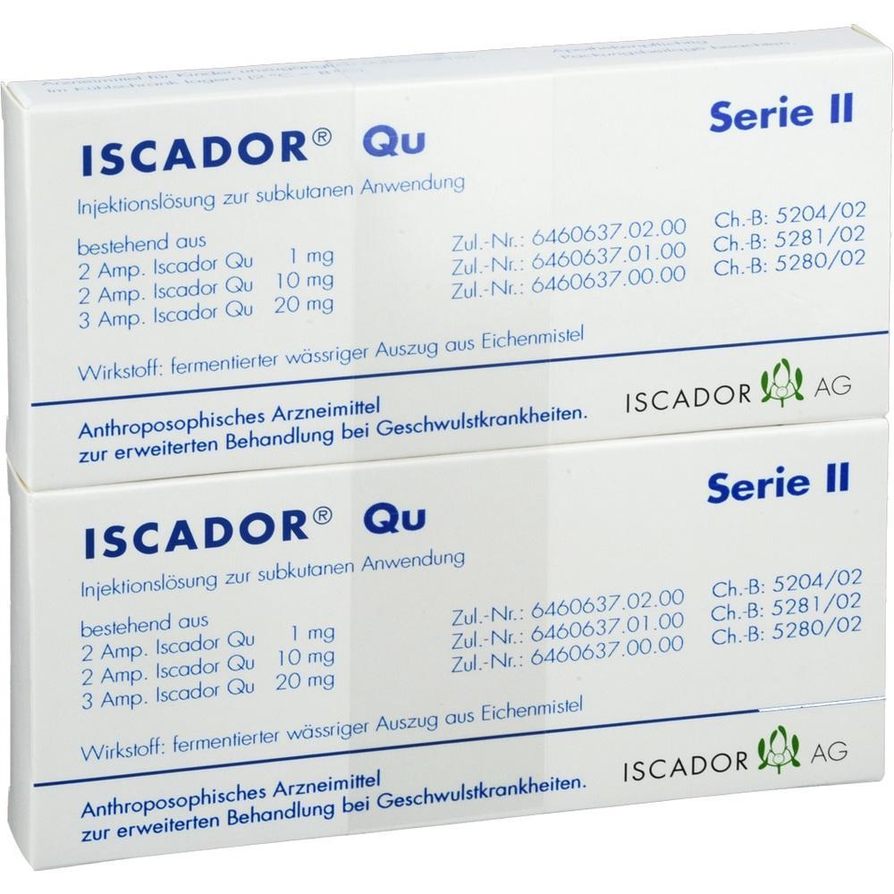 ISCADOR Qu Serie II Injektionslösung