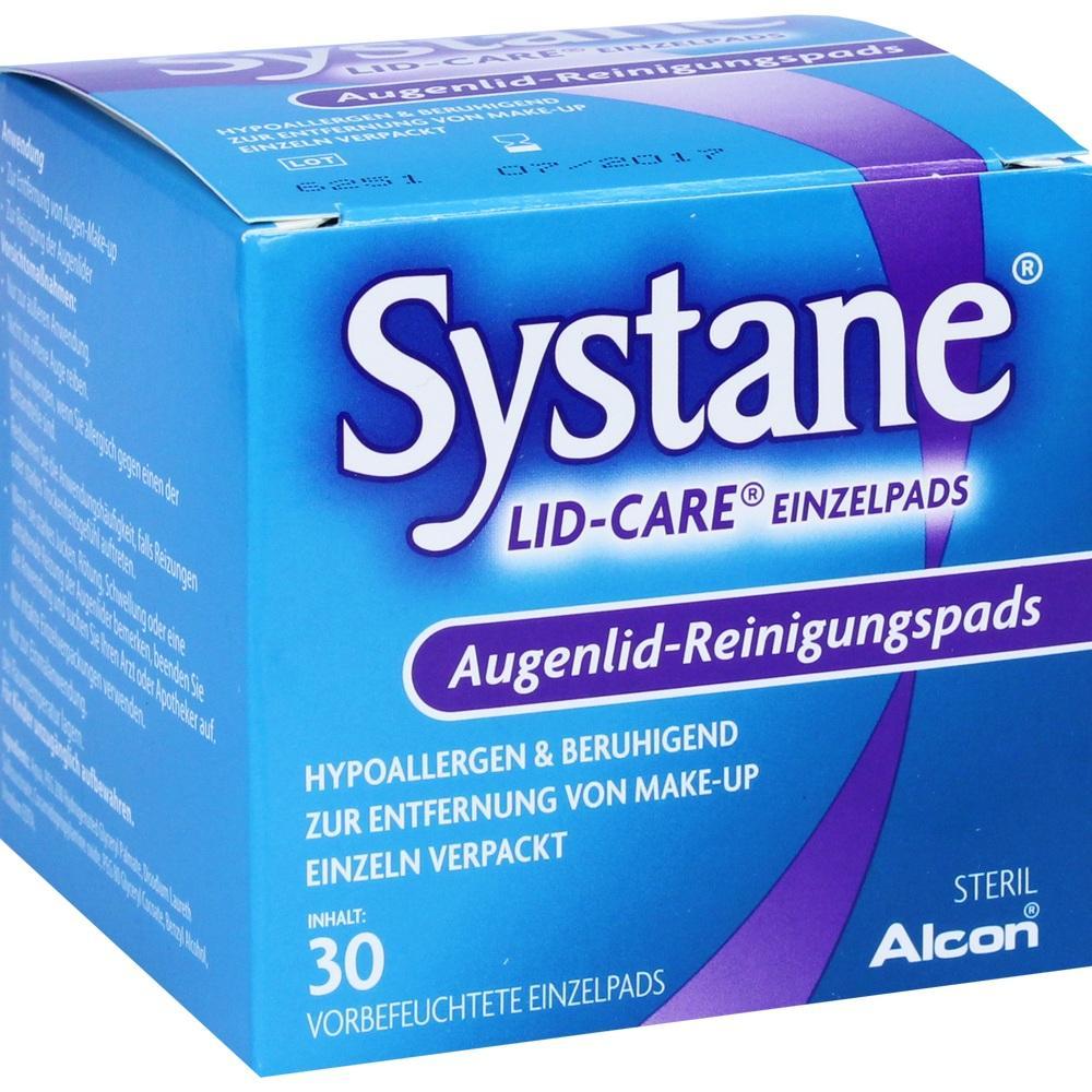 09759212, Systane Lid-Care Einzelpads, 30 ST