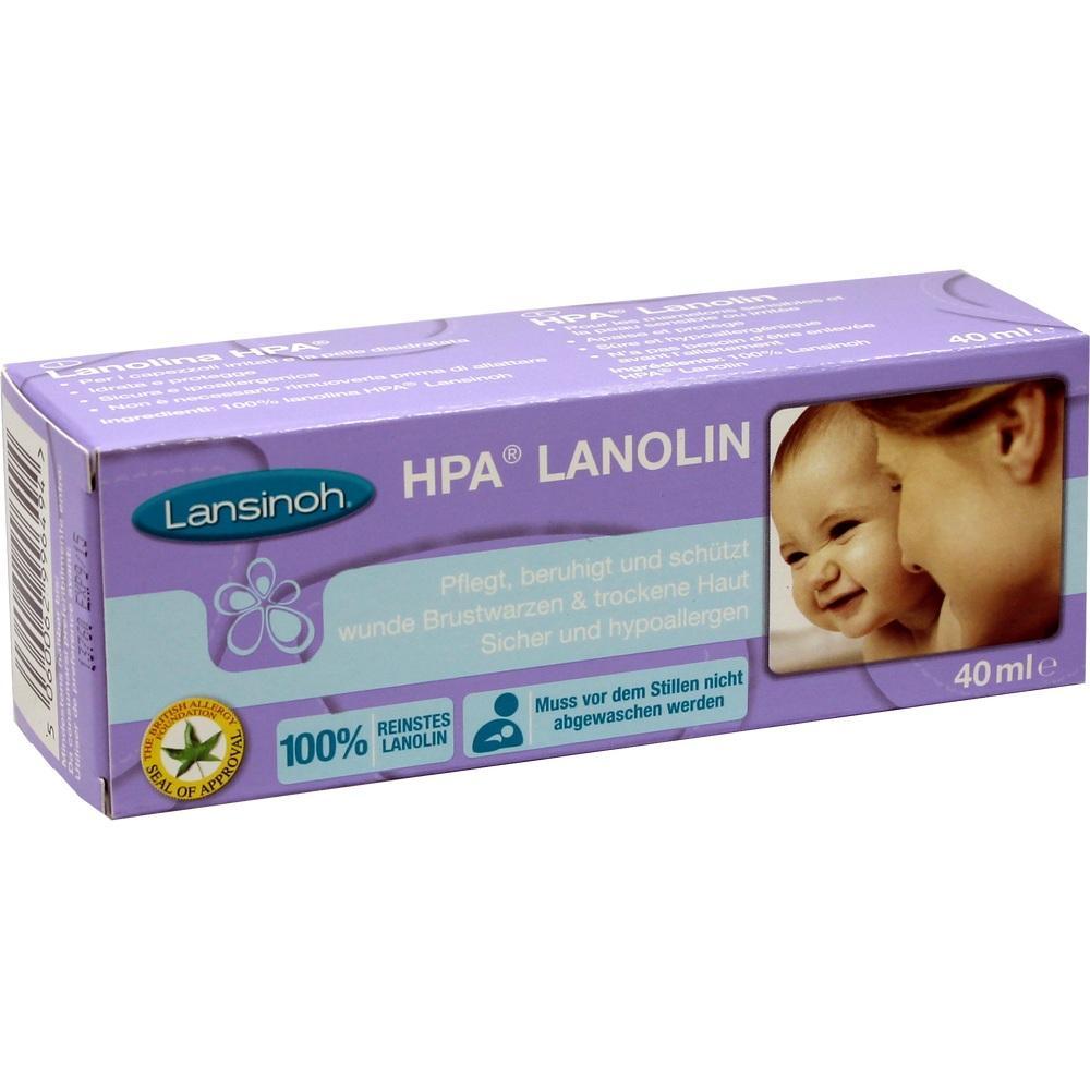 09759382, LANSINOH HPA Lanolin, 40 ML