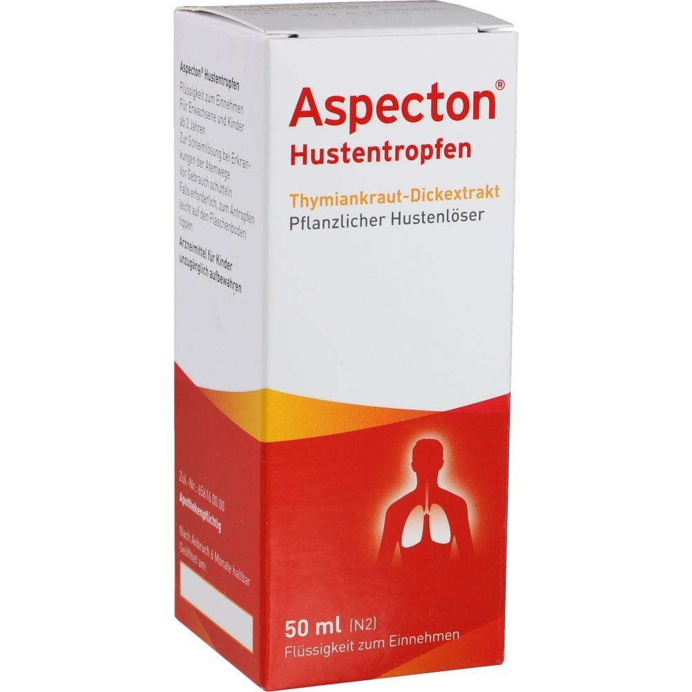 09892885, Aspecton Hustentropfen, 50 ML