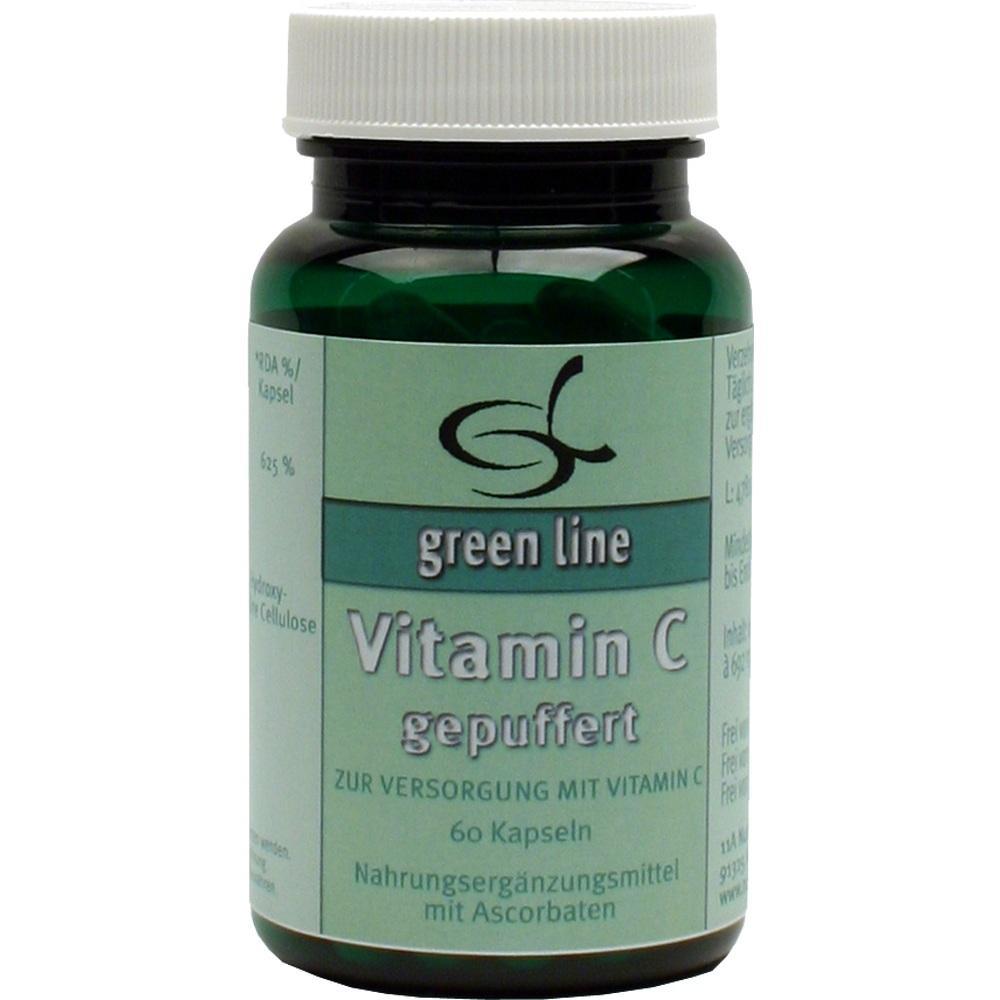 09899752, Vitamin C gepuffert, 60 ST