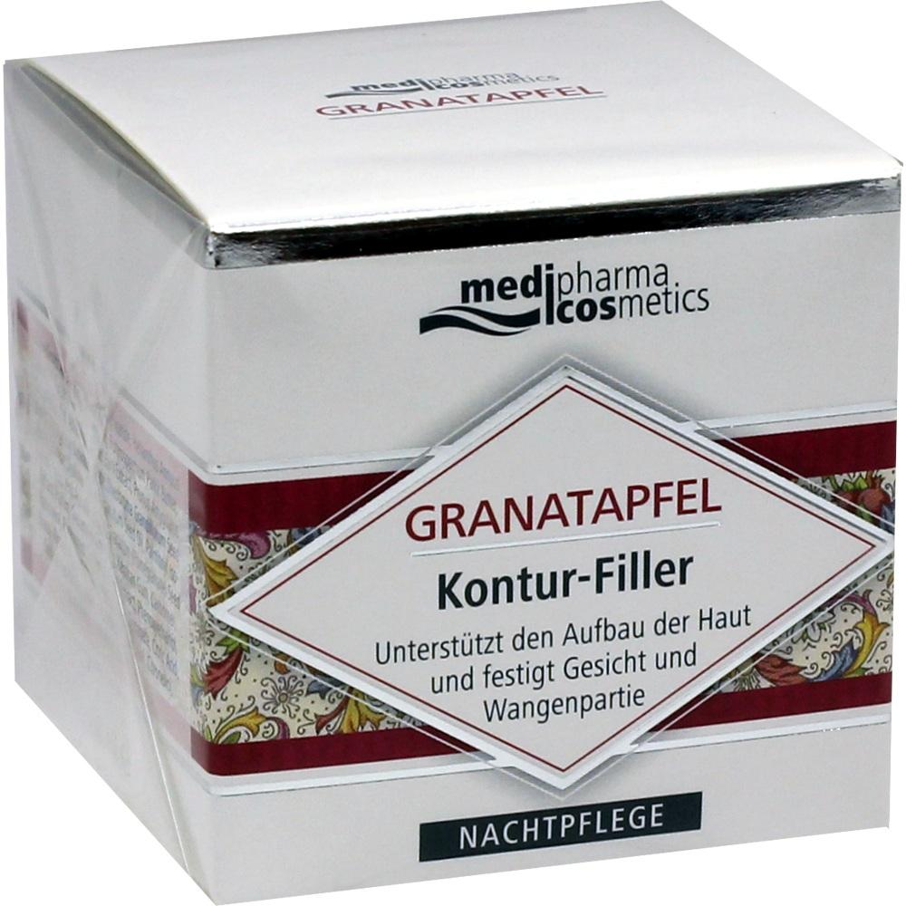 09927626, Granatapfel Kontur-Filler Nachtpflege, 50 ML