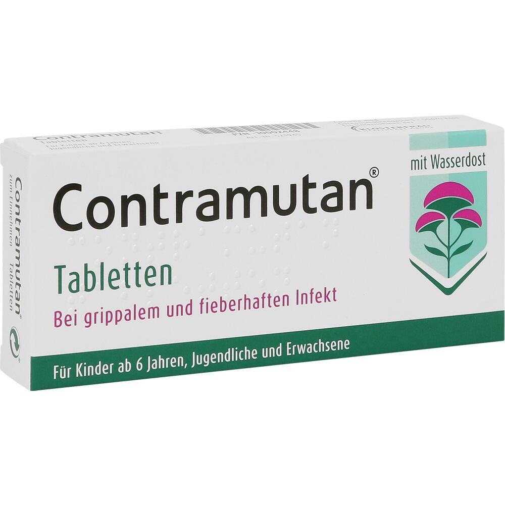 10002448, Contramutan Tabletten, 40 ST