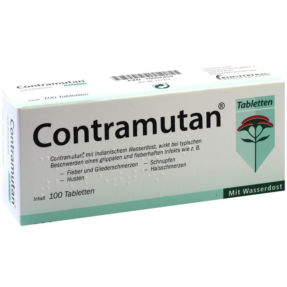 10002454, Contramutan Tabletten, 100 ST