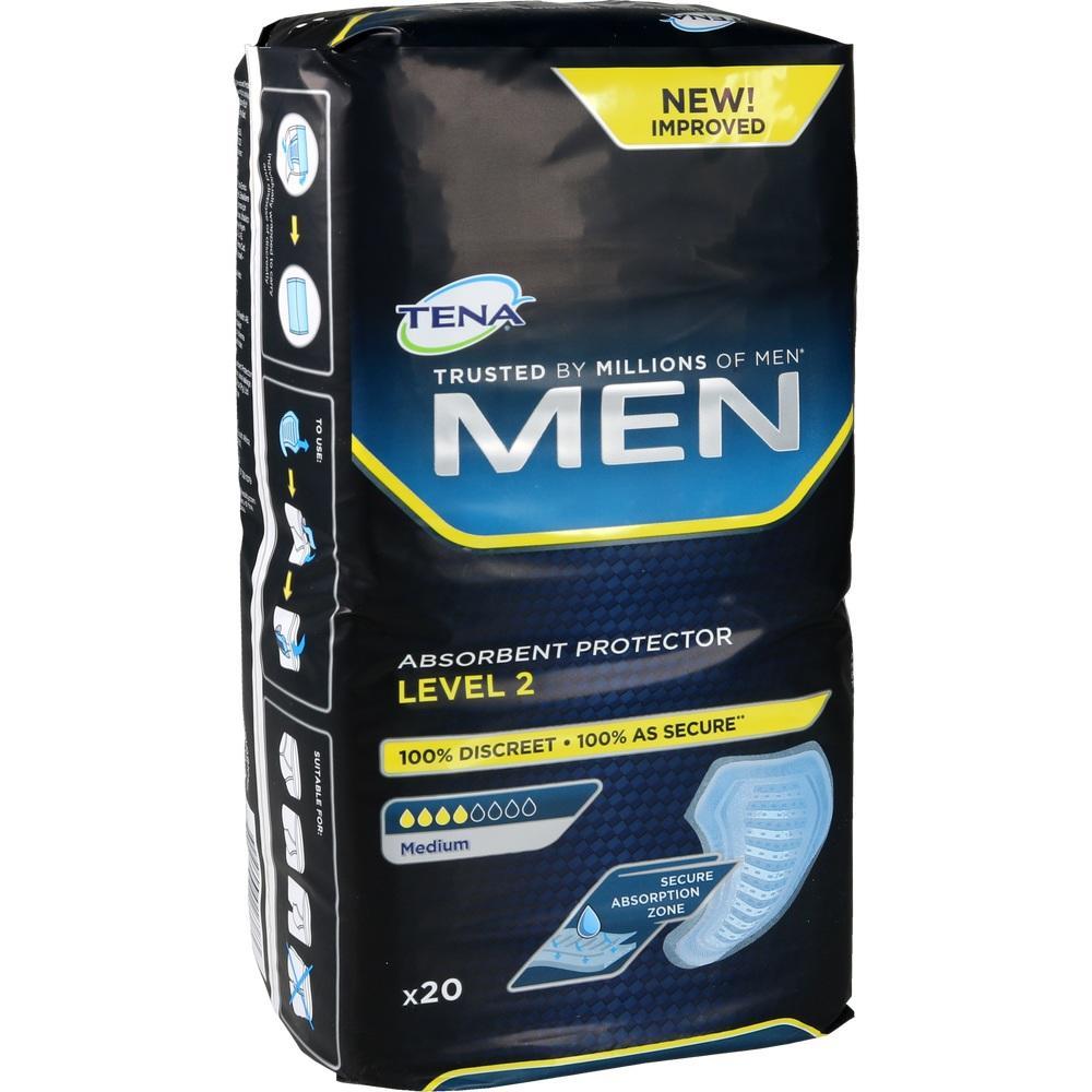 10004884, TENA Men Level 2, 20 ST