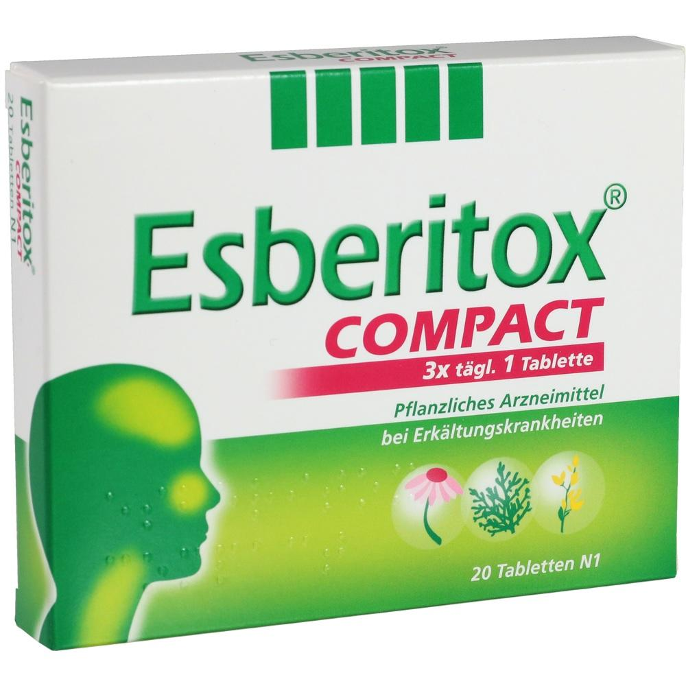 10014351, Esberitox COMPACT, 20 ST