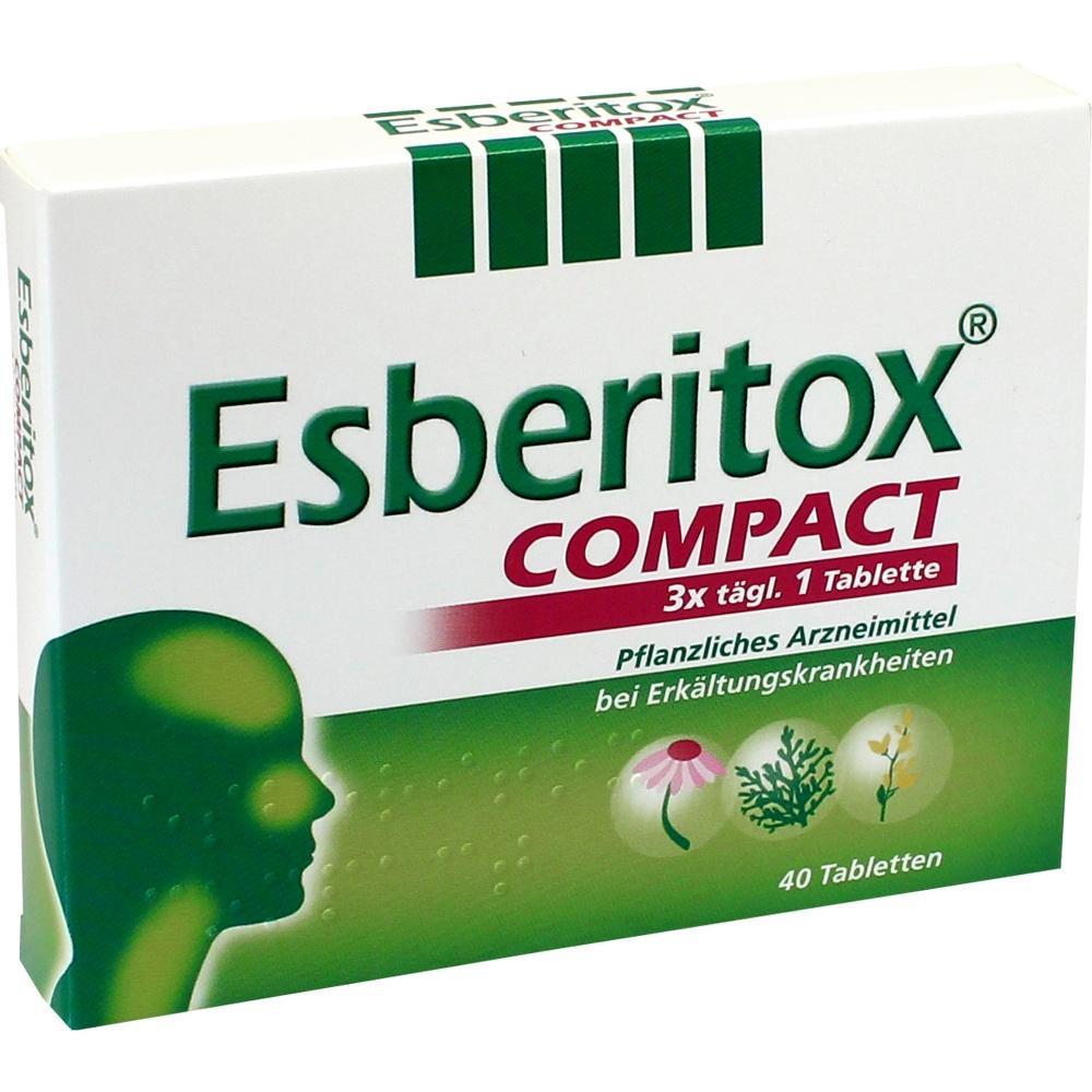 10014368, Esberitox COMPACT, 40 ST