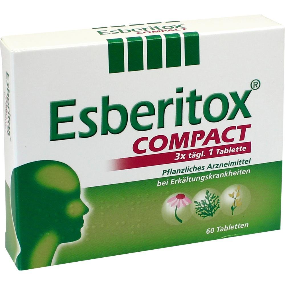 10014374, Esberitox COMPACT, 60 ST