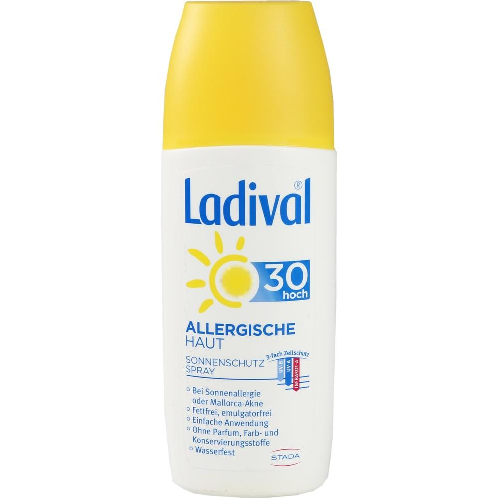 10022652, Ladival Allergische Haut Spray LSF 30, 150 ML