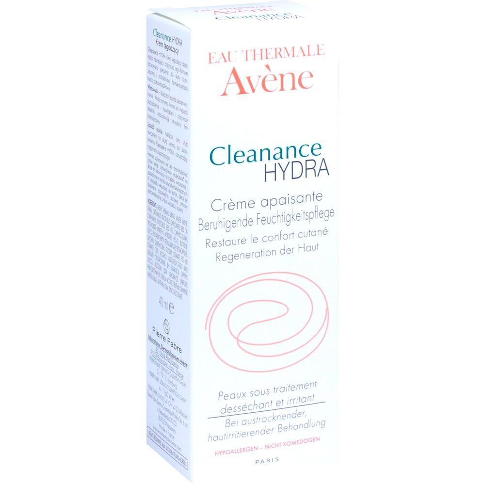 10057900, AVENE Cleanance HYDRA Beruhig. Feuchtigkeitspflege, 40 ML