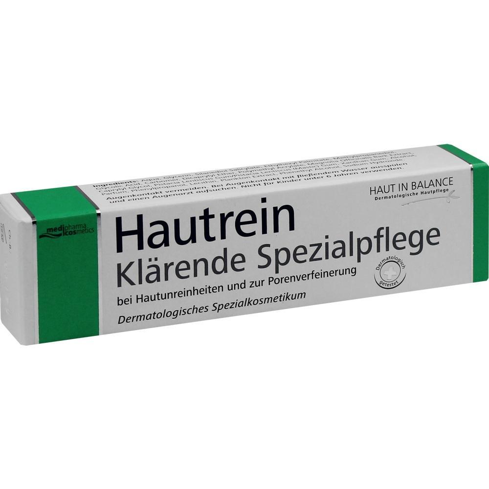 10070651, Haut in Balance Hautrein Klärende Spezialpflege, 20 ML
